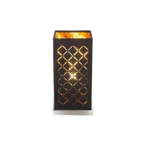 Globo clarke lampa stołowa czarny, 1-punktowy - - obszar wewnętrzny - clarke - czas dostawy: od 4-8 dni roboczych