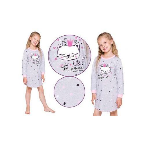Koszula nocna malina: szary marki Taro