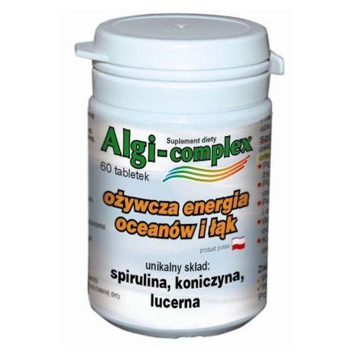 Algi-complex x 60 tabletek marki Sanbios