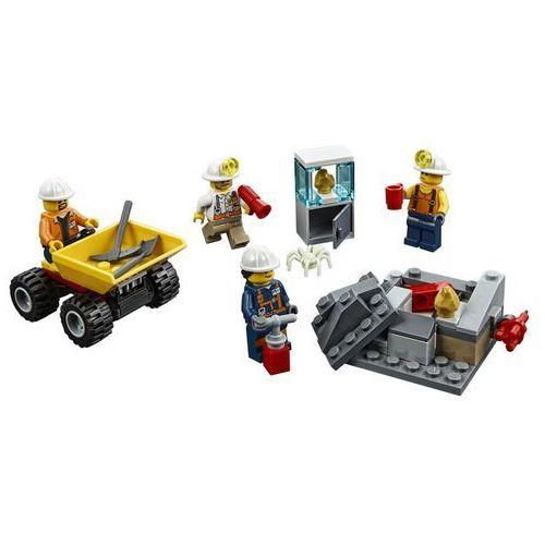 60184 EKIPA GÓRNICZA (Mining Team) KLOCKI LEGO CITY