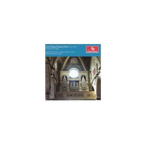 Carl Phillip Emanuel Bach: 6 Sonatas For Organ z kategorii Muzyka klasyczna - pozostałe