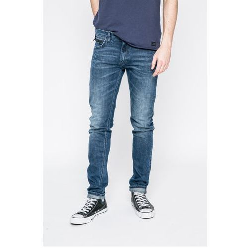 Lee - Jeansy Banshee Worn, jeansy