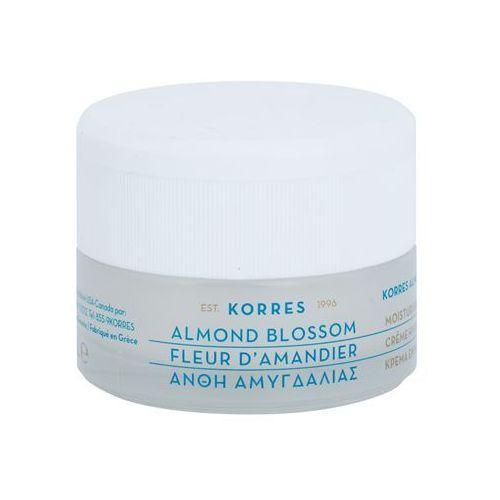 Korres Face Almond Blossom krem nawilżający do skóry normalnej i suchej 40 ml