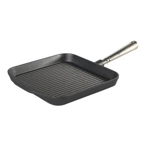Patelnia do grillowania ze stalową rączką Chef's Skeppshult 25x25cm (0029) (7317930029005)
