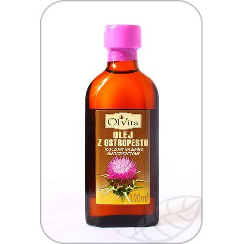 : olej z nasion ostropestu - 100 ml marki Olvita