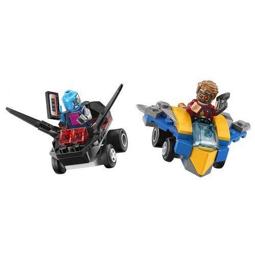 76090 STAR-LORD VS. NEBULA (Mighty Micros: Star-Lord vs. Nebula) - KLOCKI LEGO SUPER HEROES