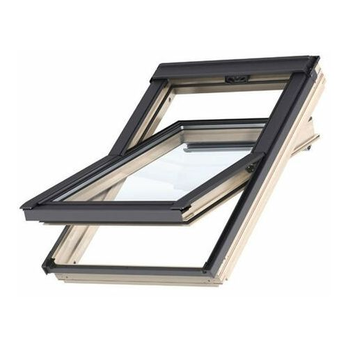 Okno dachowe z kołnierzem gll 1061 pk08 94x140 3-szybowe + kołnierz edz marki Velux
