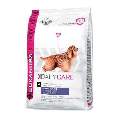 Eukanuba sensitive skin - 12kg
