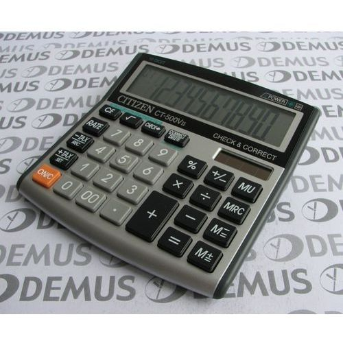 Kalkulator CITIZEN CT-500VII, BP0546