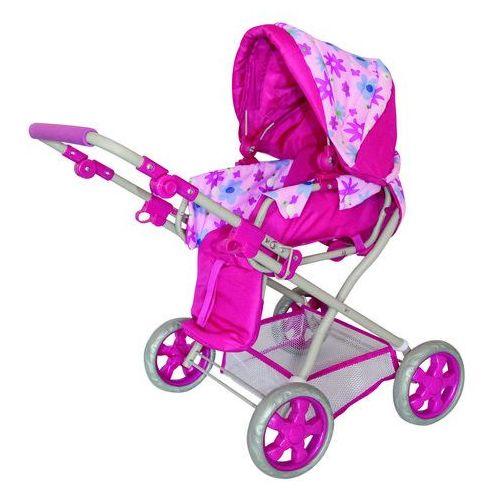 Woody Wózek dla lalek różowy - sprawdź w wybranym sklepie