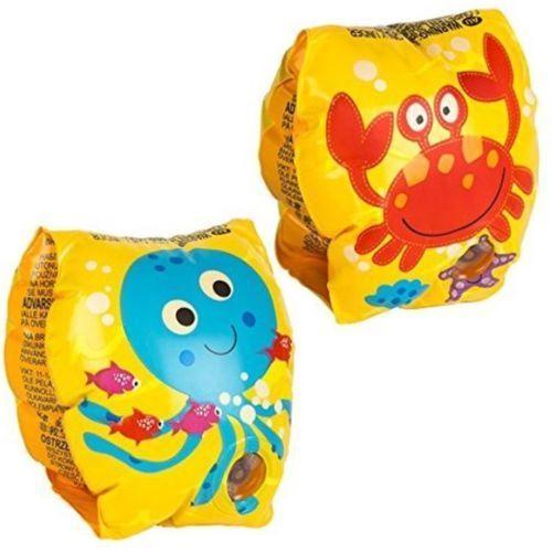 Intex Zabawka  rękawki do pływania - wodny świat