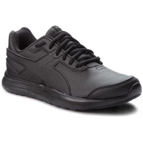 Puma Sneakersy - escaper sl 364422 16 puma black/puma black/black