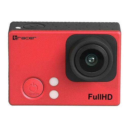 Tracer Kamera sportowa slim fhd adventure 2030 czerwony