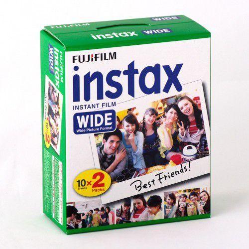 FUJIFILM Instax Wide 20 szt. do modeli 210, 300