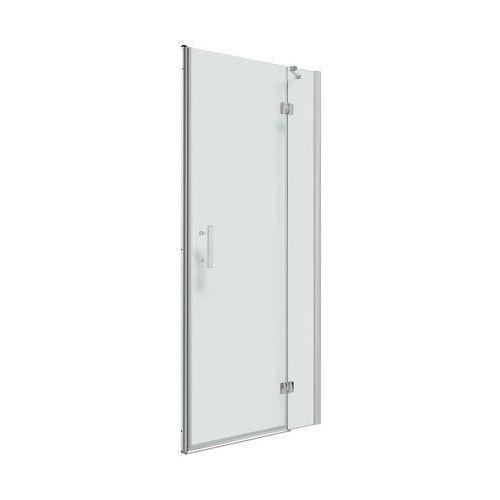 Omnires Drzwi prysznicowe, uchylne 110 cm manhattan adp11x lux-t