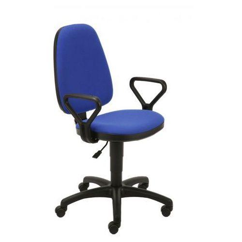 Fotel obrotowy Benito niebieski NOWY STYL