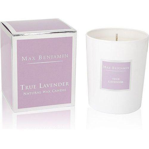 Świeca True Lavender