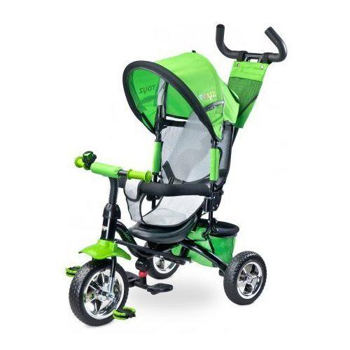 Toyz Timmy rowerek trójkołowy green NOWOŚĆ kurier GRATIS