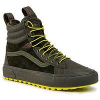 Sneakersy - sk8-hi boot mte 2 vn0a4p3gtuc1 (mte) forestnight/primrose, Vans, 40-46