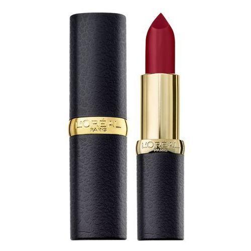 -szminka- color riche matte 430 mon jules 23g marki L'oréal paris