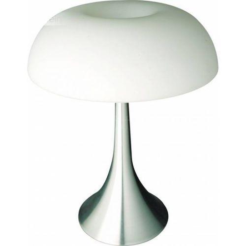 Steinhauer PURISSIMA lampa stołowa Biały, 2-punktowe - Nowoczesny - Obszar wewnętrzny - PURISSIMA - Czas dostawy: od 10-14 dni roboczych (8712746043716)