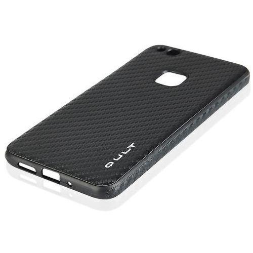 Etui QULT Back Case do Huawei P10 Lite Czarny (5901386713278)
