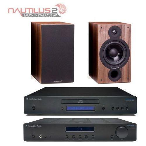 Cambridge Audio Topaz AM10 + Topaz CD10 + SX-50 - Dostawa 0zł! - Raty 20x0% w Credit Agricole lub rabat!