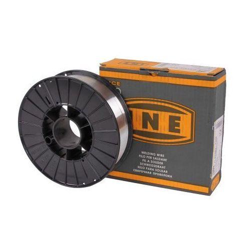 Drut spawalniczy MIG/MAG alu D200, 1,0 mm, 2 kg – INEFILALU10D2