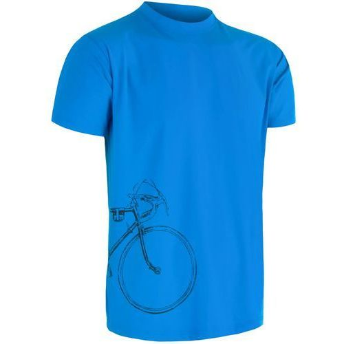 Sensor męska koszulka coolmax fresh pt tour blue xxl