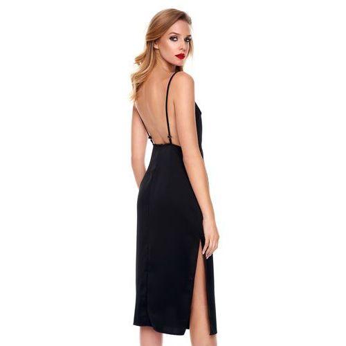 Sukienka Varadero w kolorze czarnym, kolor czarny