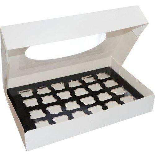 Pudełko transportowe do cateringu M | 460x310x80 mm | 100szt.