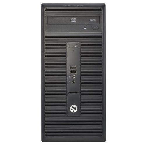 HP 280 G1 N0D96EA - Intel Core i3 4160 / 4 GB / 500 GB / Intel HD Graphics 4400 / DVD+/-RW / Windows 10 Pro lub 7 Pro / pakiet usług i wysyłka w cenie