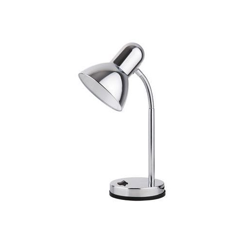 Rabalux Lampa oprawa stołowa lampka biurkowa clark 1x40w e27 chrom 4255 (5998250342559)