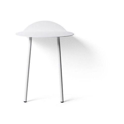 Stolik ścienny Yeh, niski, biały Menu, 8600639