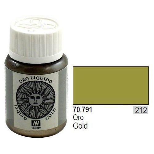 Vallejo Farba Nr212 Gold 35ml