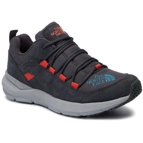Trekkingi - mountain sneaker ii t93wz7g3a dark shadow grey/griffin grey marki The north face