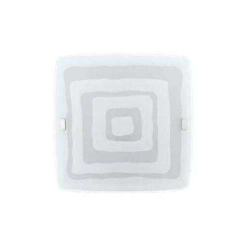Eglo Plafon borgo 93283 lampa oprawa sufitowa 1x16w biały (9002759932831)