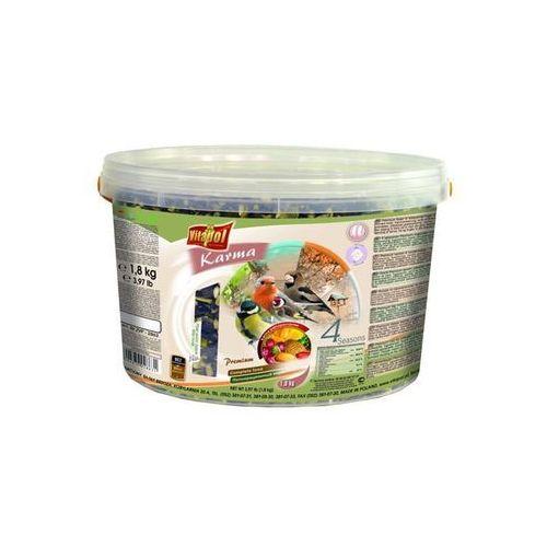 VITAPOL Pokarm dla ptaków wolnożyjących 3l 1.8 kg premium - DARMOWA DOSTAWA OD 95 ZŁ! (5904479028631)