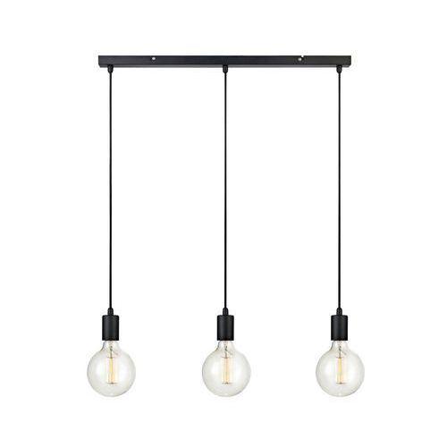 Minimalistyczna LAMPA wisząca SKY 106336 Markslojd metalowa OPRAWA zwis LISTWA sufitowa przewód kabel czarny, 106336