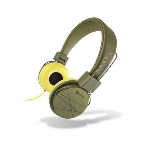 Słuchawki z mikrofonem Meliconi SPEAK STREET MILITARY (497390BA) Darmowy odbiór w 21 miastach!