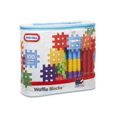 Klocki Waffle Blocks Zestaw 100 elementów - DARMOWA DOSTAWA OD 250 ZŁ!!