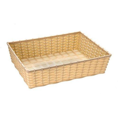 Koszyk prostokątny do chleba lub owoców | 395x295x(h)100mm | różne kolory marki Aps