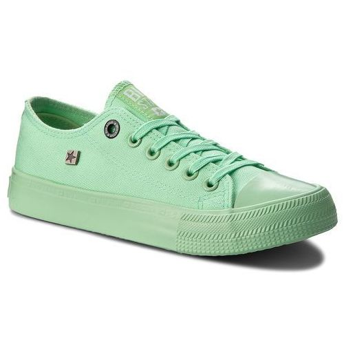 Trampki - aa274030 green, Big star, 36-41