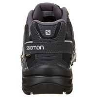 Salomon ESKAPE GTX Obuwie hikingowe black/asphalt/aluminium, Salomon ESKAPE GTX Obuwie hikingowe black/asphalt/aluminium, szary