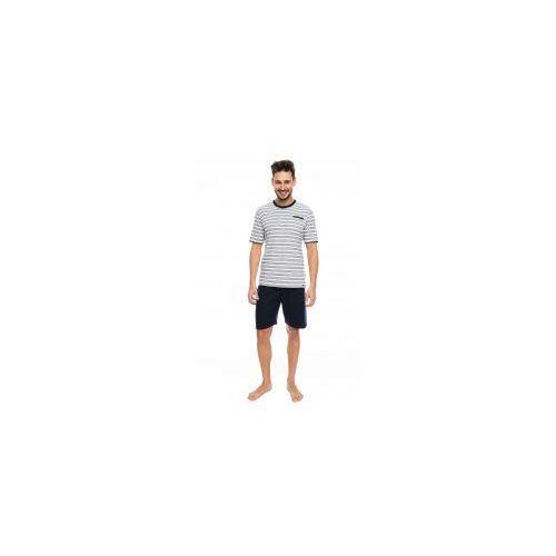 Bawełniana piżama męska Rossli SAM-PY-089