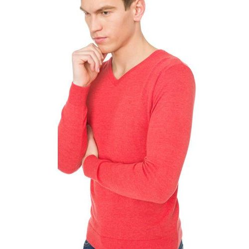 Tom Tailor Sweter Czerwony L (4059953866559)