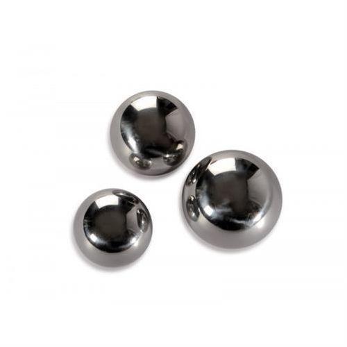 Titus range zestaw kulek analnych: anal ball upgrade 50mm marki Titus range (uk)