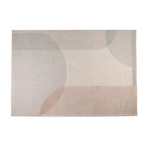 dywan dream 160x230 naturalny/różowy 6000254 marki Zuiver