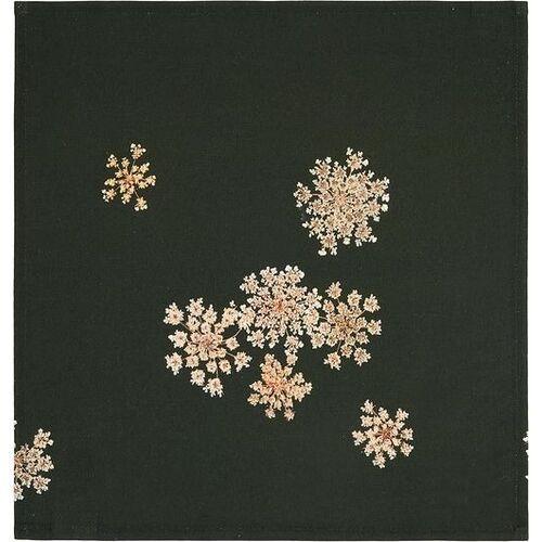 Serwetka lauren 45 x 45 cm ciemnozielona marki Essenza