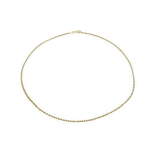 Saxo Biżuteria damska ze złota pr.585 14 karat łańcuszek złoty zl.a.146.01